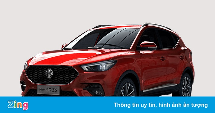 MG ZS Smart Up STD+ được ra mắt tại Việt Nam, giá 519 triệu đồng - giá vàng 9999 hôm nay 1311