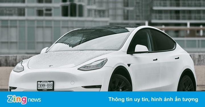 Xe điện bán chạy, Tesla ghi nhận doanh số cao kỷ lục - x��� s��� ki���u m���