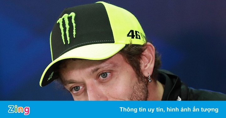 Huyền thoại MotoGP Valentino Rossi giải nghệ ở tuổi 42