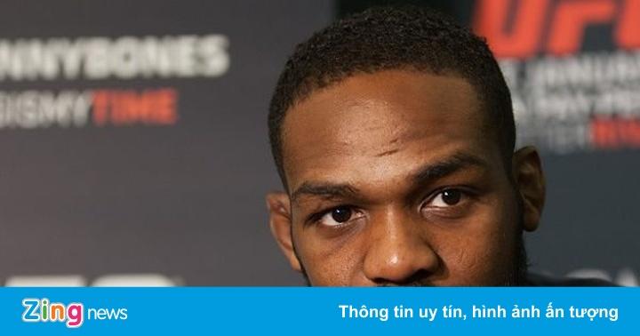 Ngôi sao UFC nhận án phạt vì lái xe sau khi dùng rượu