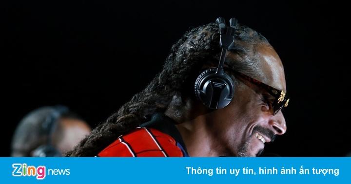 Rapper Snoop Dogg bình luận trận đấu của Mike Tyson