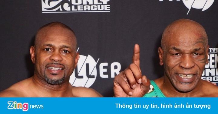 Mike Tyson sẽ tiếp tục thượng đài