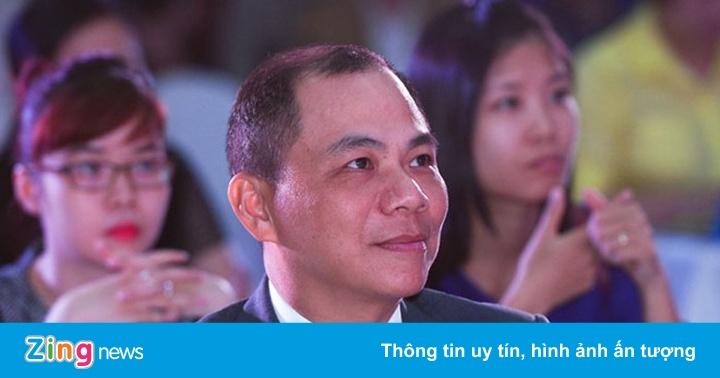 Tỷ Phú Phạm Nhật Vượng Làm Gì Ở Họp Báo 'Chuyển Động ...