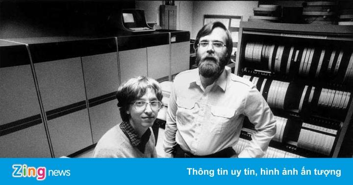 Tình bạn kỳ lạ của đồng sáng lập Microsoft Paul Allen và Bill Gates