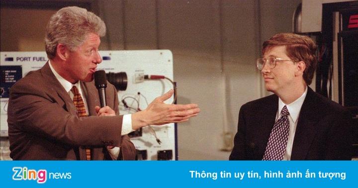 9 'lời tiên tri' về công nghệ của Steve Jobs, Jeff Bezos, Bill Gates
