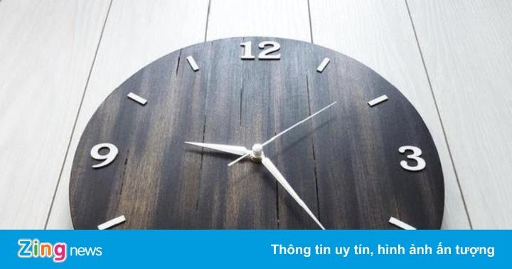 Trường học Anh bỏ đồng hồ kim vì học sinh không biết xem giờ