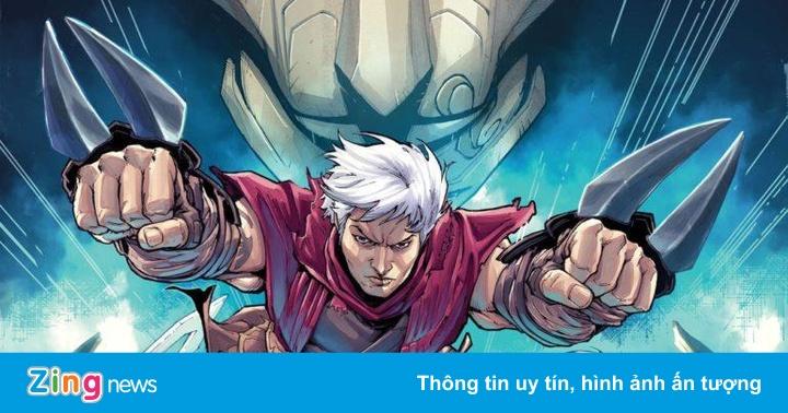 Riot bắt tay với Marvel sản xuất truyện tranh về tướng Zed