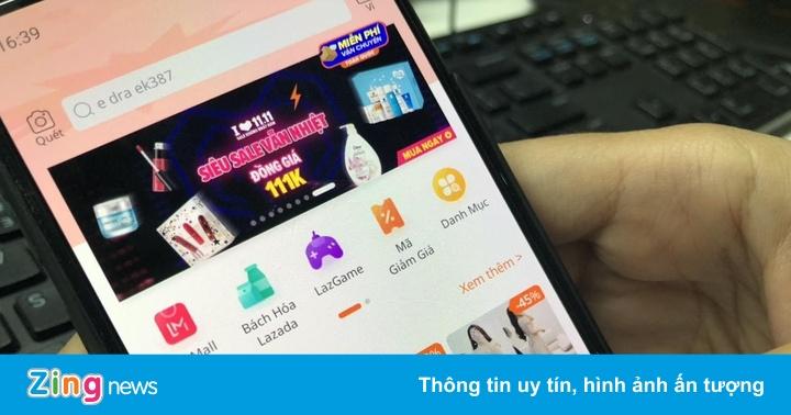 Nhiều người Việt nhận cú lừa sale ảo 50% ngày độc thân 11/11