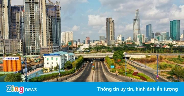 Ngồi ở nhà xem đường phố Sài Gòn tĩnh lặng qua ứng dụng