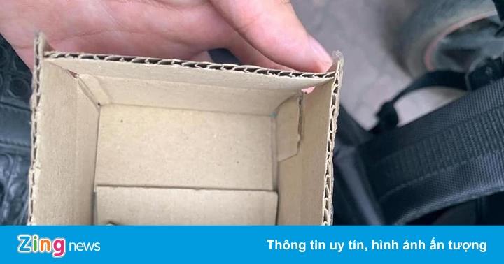 Mua hàng online dịp 9/9, nhiều người nhận hộp chứa sỏi đá - xổ số ngày 02122019