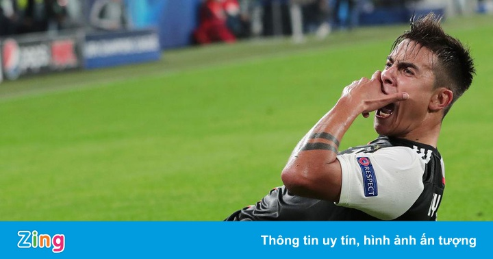 Dybala khẳng định tham vọng của Juventus ở Champions League