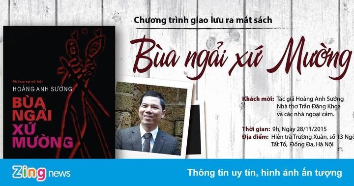 'Bùa Ngải Xứ Mường' - Góc Nhìn Mới Về Văn Hoá Tâm Linh - Sách Hay - Zing.Vn