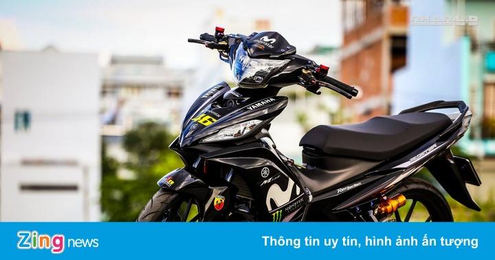 Yamaha Exciter độ hơn 150 triệu tiền đồ chơi tại Cần Thơ