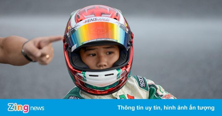 Tương lai đua xe thể thao VN trong mắt đứa trẻ 11 tuổi