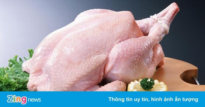 Những bộ phận nào của gà cần tránh ăn để không mang bệnh?