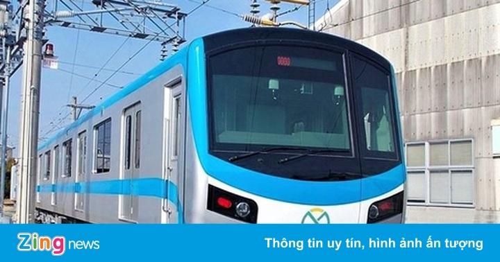 Đoàn tàu metro số 1 chưa về Việt Nam như kế hoạch