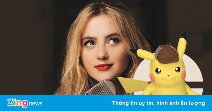 Nữ chính 'Pokémon' - nhan sắc cuốn hút, ngọt ngào, tài năng nổi trội
