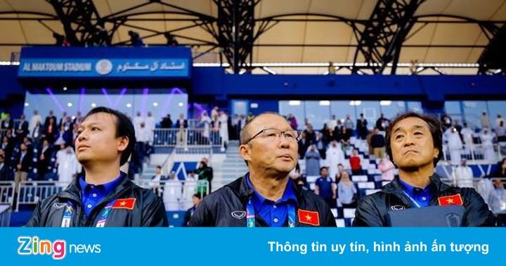 71 cầu thủ, 9 đợt tập trung và kế hoạch đặc biệt của thầy Park