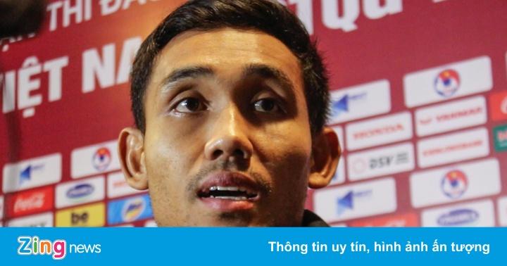 Dangda không phục cách chơi của tuyển Việt Nam