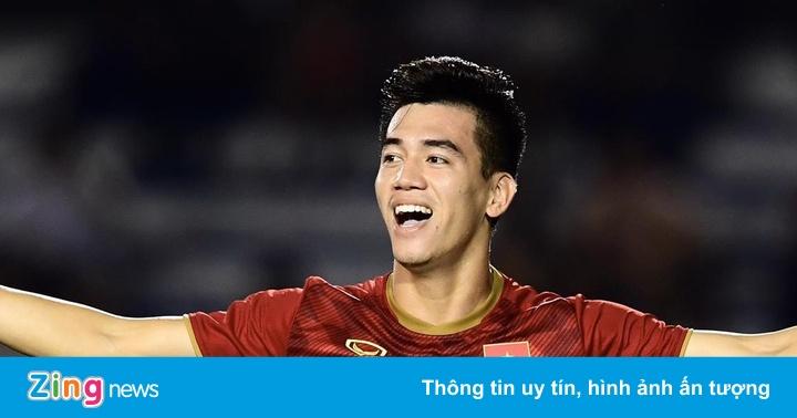Tiến Linh: 'Tôi hạnh phúc khi Việt Nam vào chung kết SEA Games'