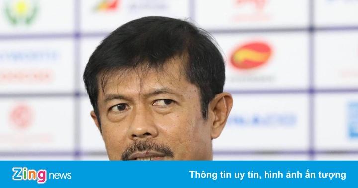 'Thông tin HLV U22 Indonesia bị sa thải là không chính xác' - kết quả xổ số cà mau