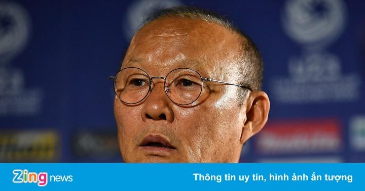 ''HLV Park không phải lý do khiến Shin Tae-yong bị áp lực''