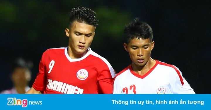 U19 HAGL thoát thua ở trận ra quân VCK U19 quốc gia