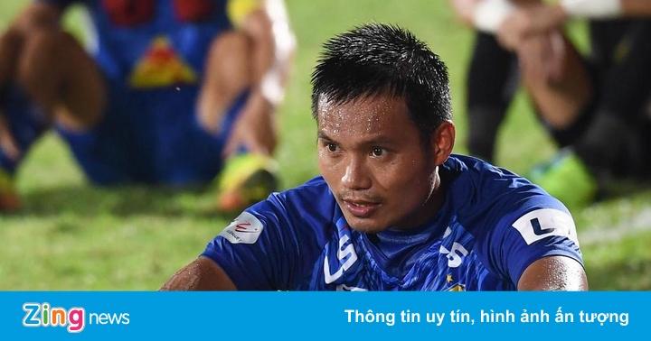 HLV Quảng Nam: 'Chúng tôi cầu sức khỏe, may mắn chứ không cầu thắng'