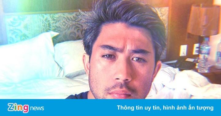 Lee Nguyễn đăng tấm ảnh đầu tiên khi cách ly tại khách sạn