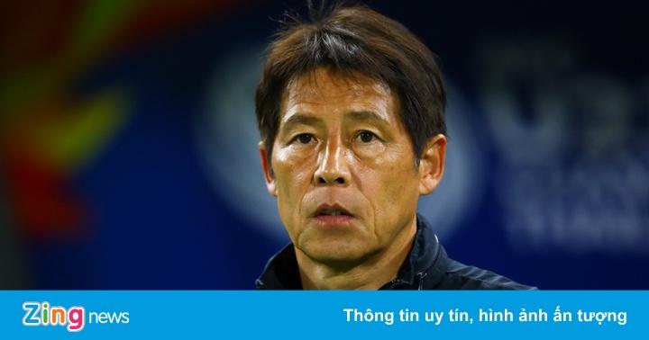 HLV Nishino chưa bị sa thải