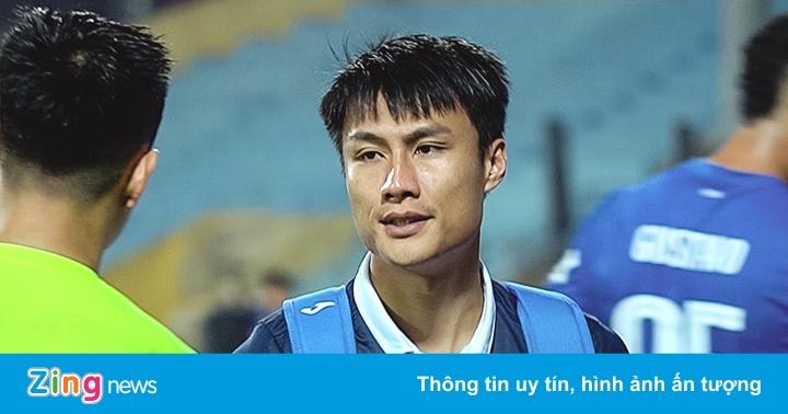 HLV Quảng Ninh: 'Thể lực cầu thủ không đảm bảo' - tống đông khuê