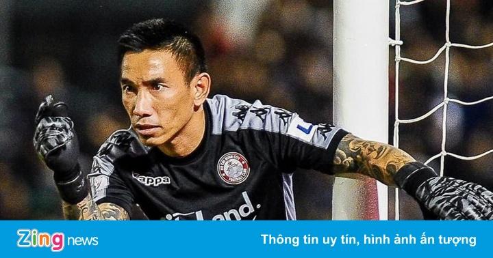 VFF ra án phạt cho thủ môn Thanh Thắng