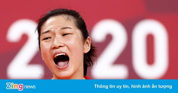 Tuyển bóng chuyền nữ Trung Quốc có nguy cơ bị loại khỏi Olympic