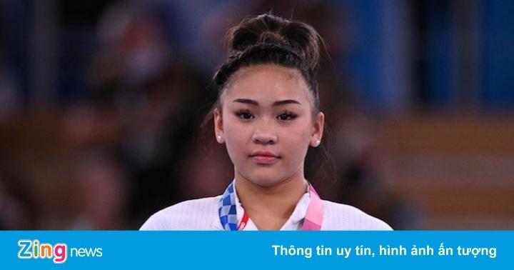 VĐV gốc H'Mông đứng thứ 5 ở chung kết cầu thăng bằng Olympic - bơi