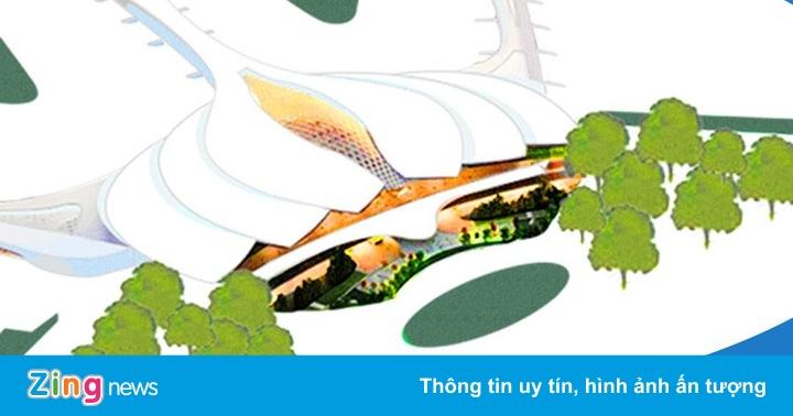 Dự án sân bay Long Thành trị giá 4,8 tỷ USD