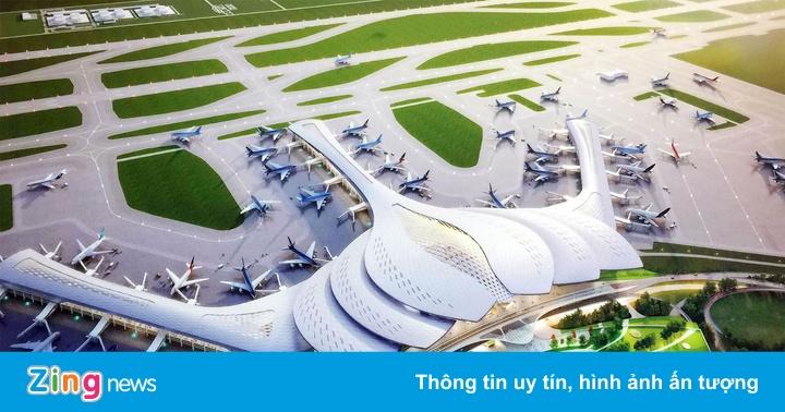 Quốc hội bàn về dự án sân bay Long Thành sáng nay