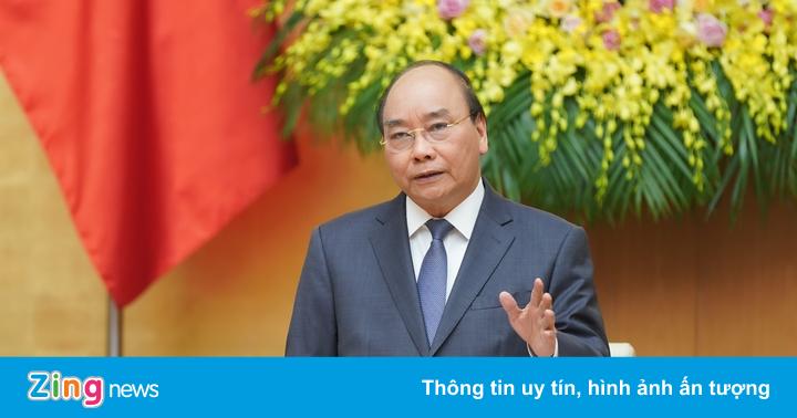 Thủ tướng: ''Nếu không có biện pháp quyết liệt, nền kinh tế dễ gãy đổ''