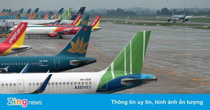 Bộ GTVT nói gì về việc các hãng bay tư nhân xin vay ưu đãi?