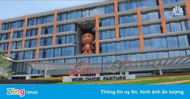 Bên trong tổng hành dinh của Alibaba