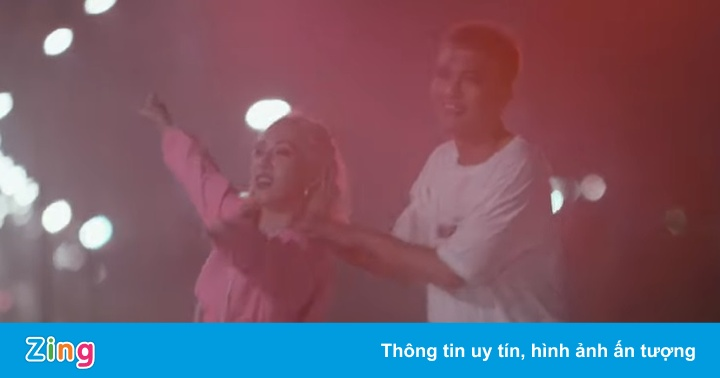Big Daddy và Emily tung teaser MV chung sau khi công khai là vợ chồng