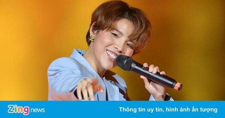 Sau thành công của 'Dear Hà Nội', Vũ Cát Tường làm live show ở TP.HCM