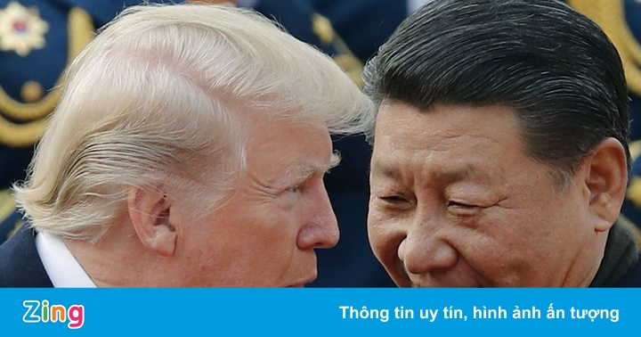 Mỹ - Trung: Cuộc chiến không tiếng súng của hai gã khổng lồ