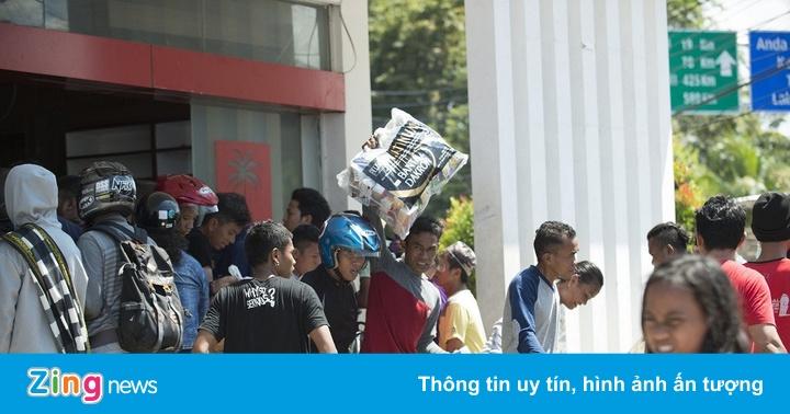 Động đất Indonesia: Người Việt rời Palu ngay trước khi hỗn loạn nổ ra