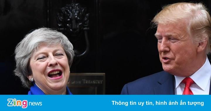 Anh khốn khổ ''chữa cháy'' vì đại sứ mô tả TT Trump thiếu năng lực