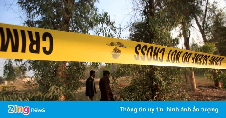 Tìm thấy bộ xương người trong chuồng sư tử ở Pakistan