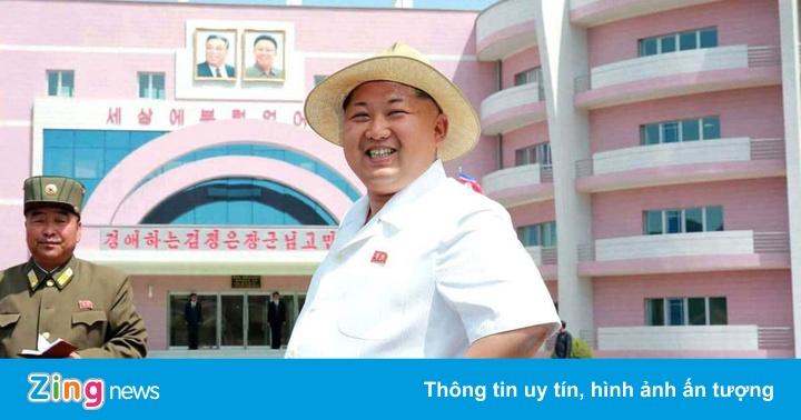 Kim Jong Un có thể vẫn ở khu nghỉ dưỡng Wonsan, chưa về Bình Nhưỡng