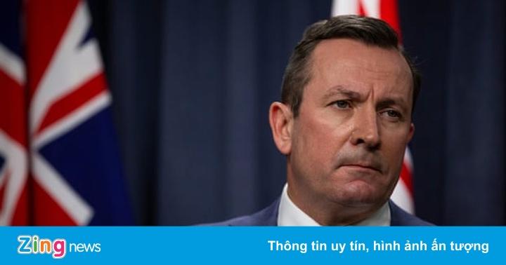 Tây Australia phong tỏa ''chớp nhoáng'' sau ca nhiễm mới