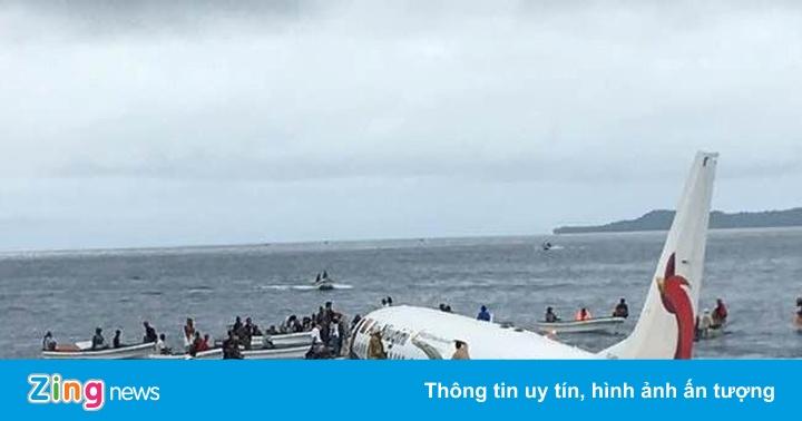 4 công dân Việt Nam trên máy bay gặp nạn tại Micronesia