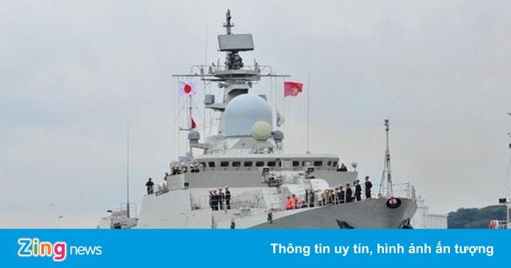 Uy lực các tàu chiến ở cuộc tập trận chung Trung Quốc – ASEAN