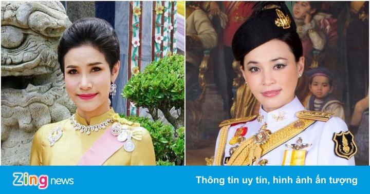 Cuộc cạnh tranh của hai người phụ nữ bên cạnh nhà vua Thái